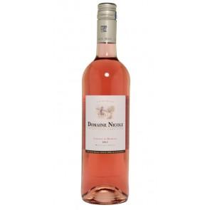 DOMAINE NICOLE Rosé - IGP Coteaux de Bessilles 2013