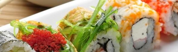 Tonijn & Sushi