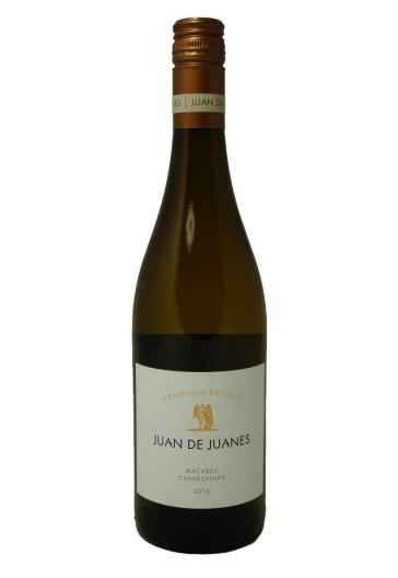 JUAN DE JUANES BLANCO 2016